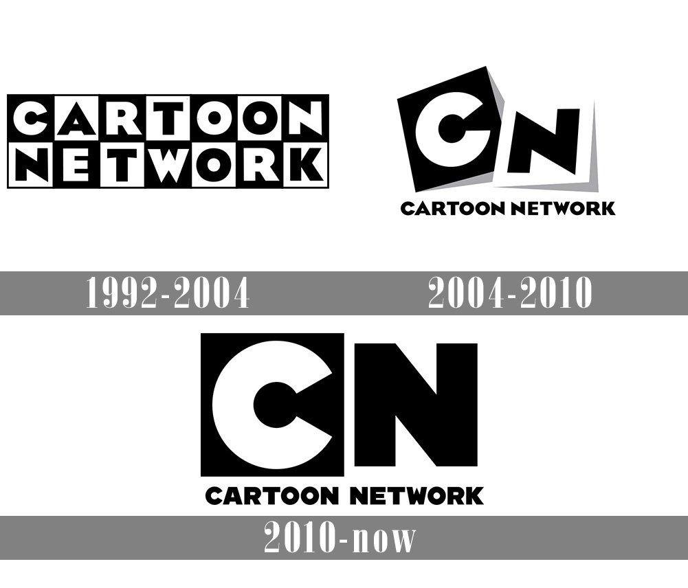 Cartoon Network Logos (1992-2004-2010) in 2020   Tv ...