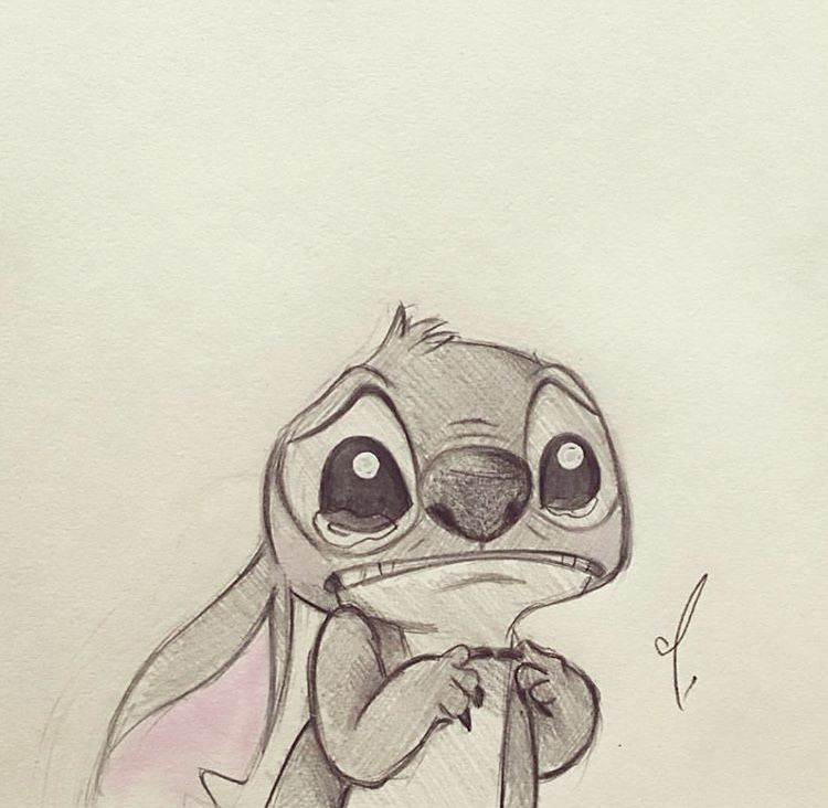 Pin By K Leigh Ann Schadle On Drawings Lilo Stitch