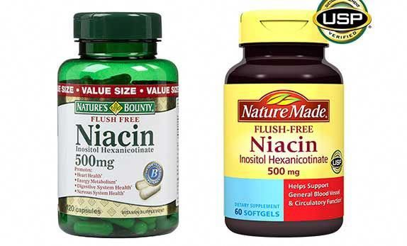 Does niacin clean out thc