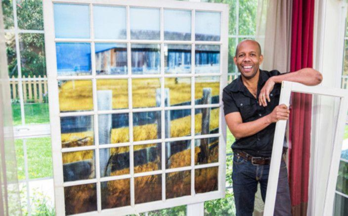 Ken Wingard: Turning Photos Into Window Art