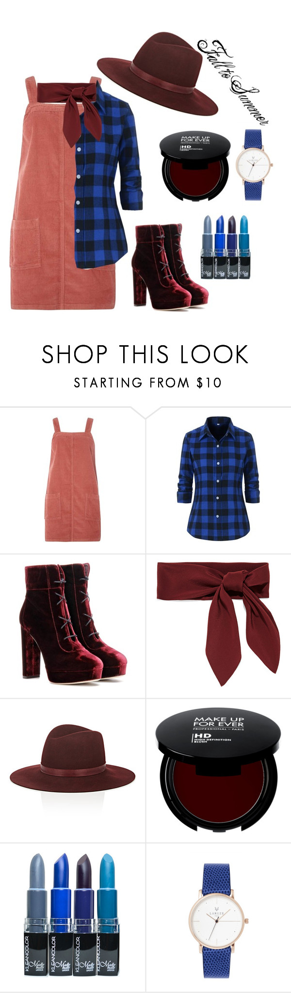 """""""Fall to Summer"""" by devin-10 on Polyvore featuring Dorothy Perkins, Jimmy Choo, Chloé and Janessa Leone"""