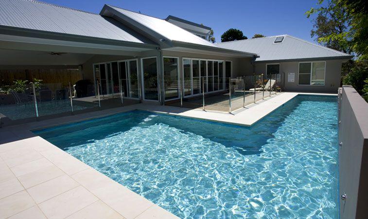 residential lap pool Lap pool designs Lap pools