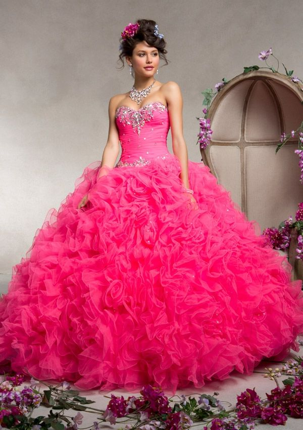 QUINCEANERA VIZCAYA By Mori Lee Style 88077 | Dress | Pinterest