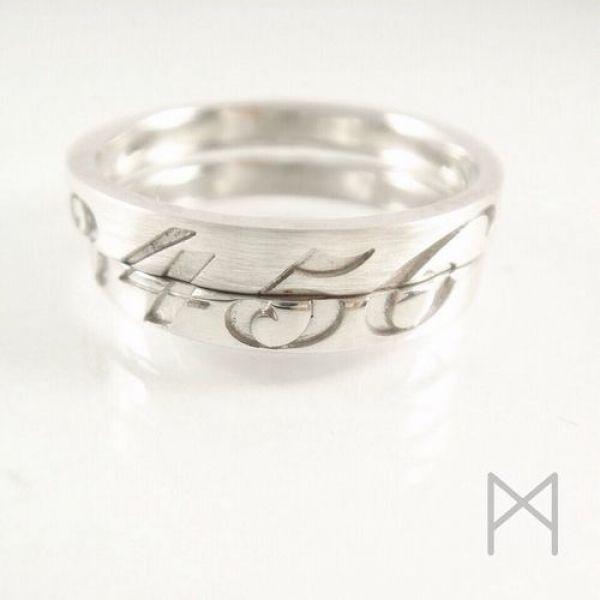 初想(はつこい)/ジュエリー工房Misabou|「Ring Link Ring」で婚約指輪・結婚指輪を探す!