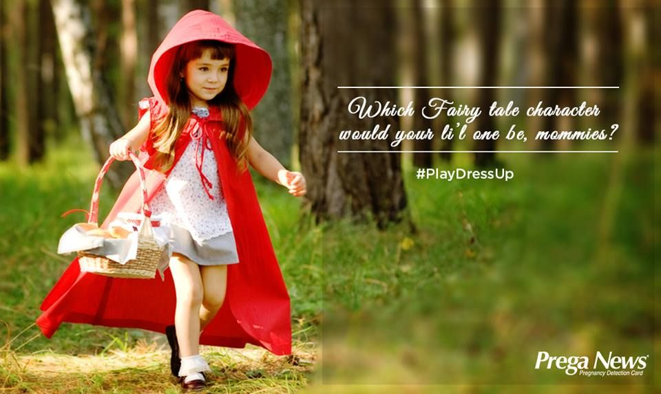 Mums and Dads, why don't you dress up your pumpkin like his/her favorite fairy tale character, today? And share his/her picture or video with us to win an online gift voucher worth Rs.5000. #PlayDressUp. T&C* https://www.facebook.com/notes/celebrate-motherhood/playdressup-contest-terms-and-conditions/783270958412628