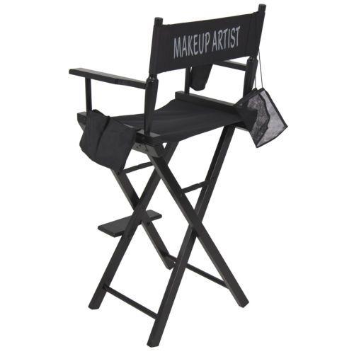 Makeup Artist Director 039 S Chair Light Weight And Foldable Professional Makeup Artist Chair Makeup Chair Makeup Artist
