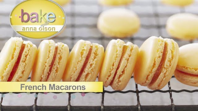 Como hacer galletas sandwich con bake with anna olson for Platillos franceses faciles