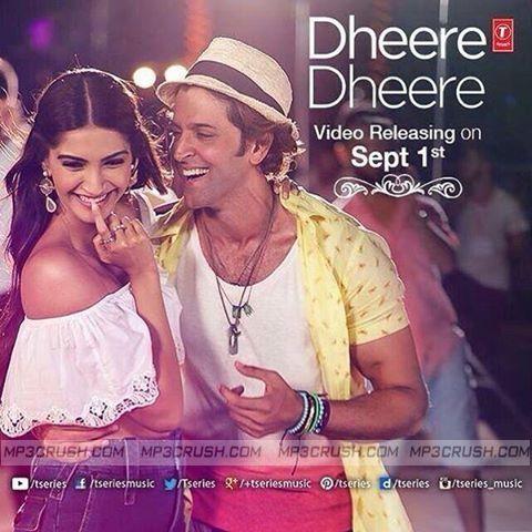 Dheere Dheere Hrithik Roshan Honey Singh Mp3 Song Video Lyrics Mp3 Song Download Mp3 Song Songs