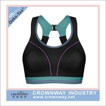 ddc6fc31da wholesale custom crane sports bra yoga bra made in China ...