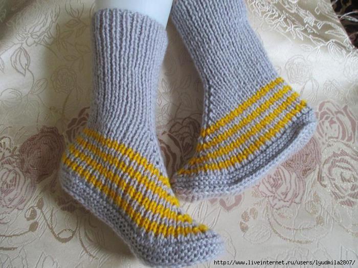 72f6966211f носки спицами - Самое интересное в блогах