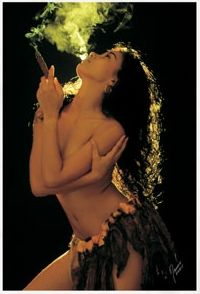 pictures of women with cigars - Google Search