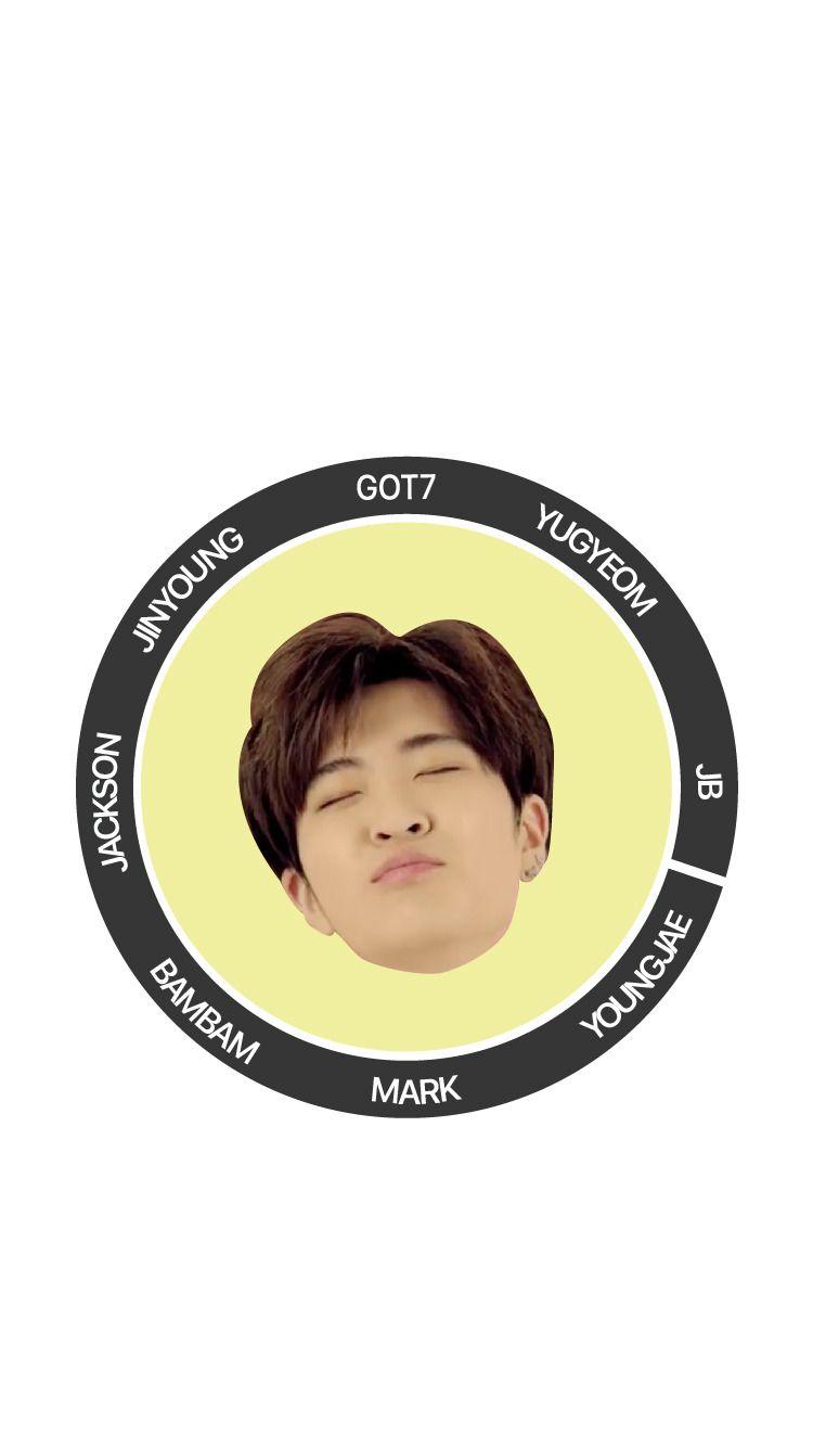 Got7 Just Right Lockscreen Wallpaper Kpop Youngjae Got7 Bambam Jinyoung