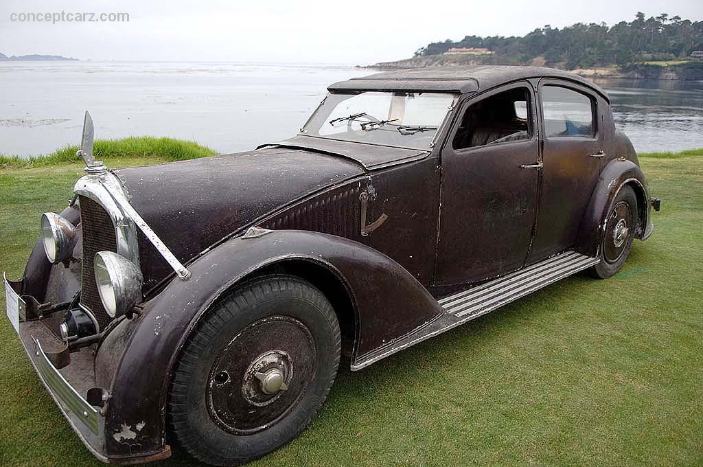 Gabriel Voisin Cars | 1934 Voisin C25 for Sale | Automobiles & a ...