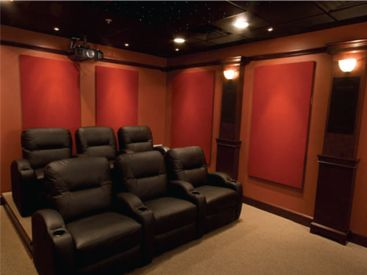 "Theatre Room Furniture Affordable ""theater In A Box"" Room Packages  Home Theater Seats ."