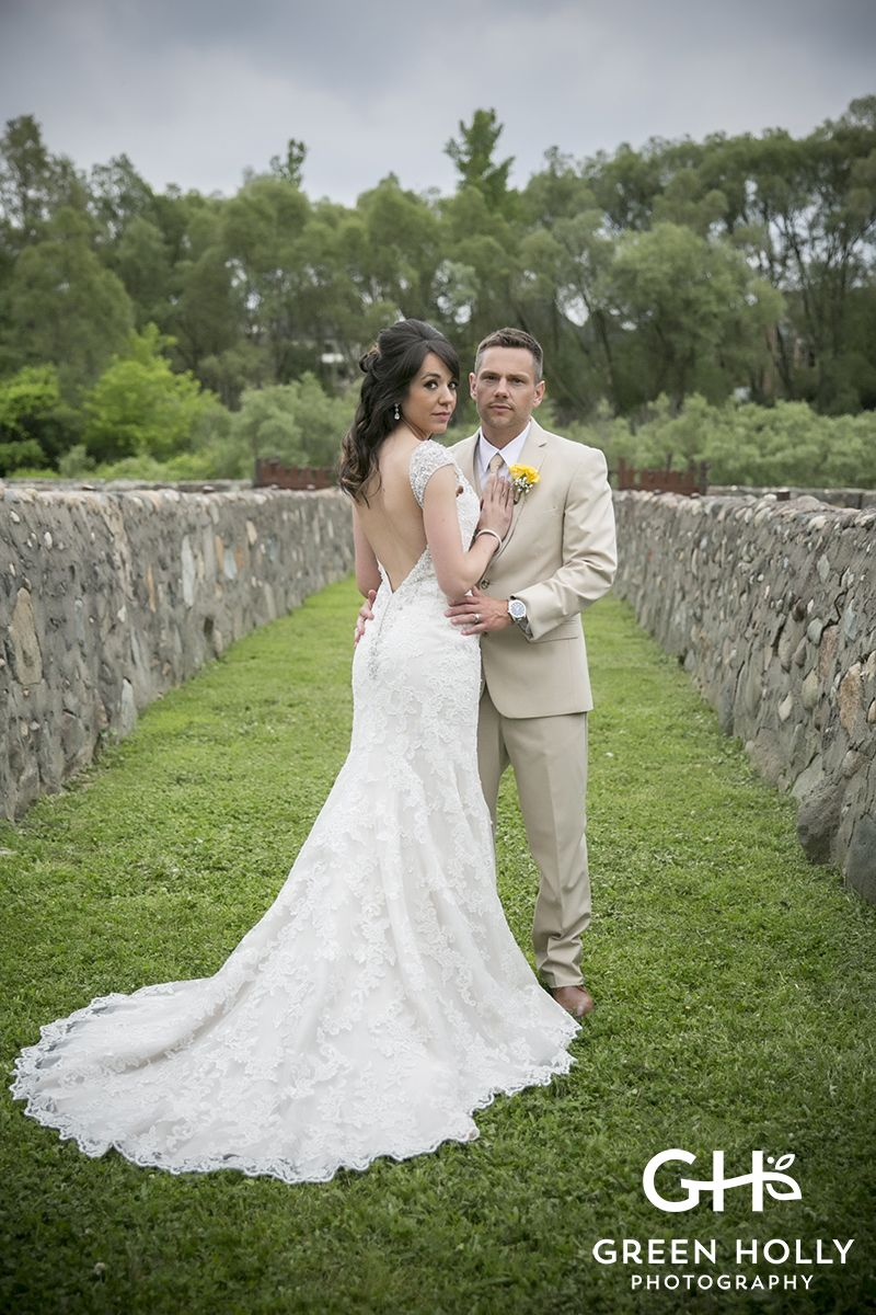 Angela james wedding van hoosen farm rochester hills mi