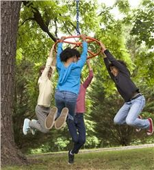 Orb It ™ Spinning Ring In Outdoor Play Toys