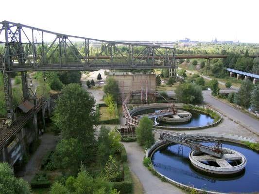 Landschaftspark Duisburg Nord Google Sogning Eco City Sustainable City Landscape Architecture