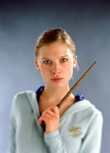 Clemence Poesy Photo Clemence As Fleur Delacour Hp Gof Harry Potter Fleur Delacour Fleur Delacour Harry Potter Characters
