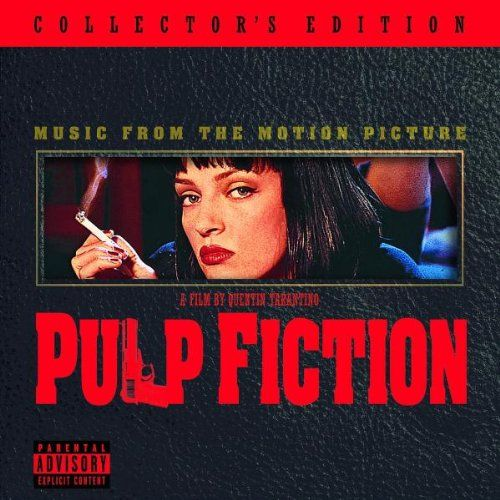Pulp Fiction Soundtrack Blue Products Pinterest