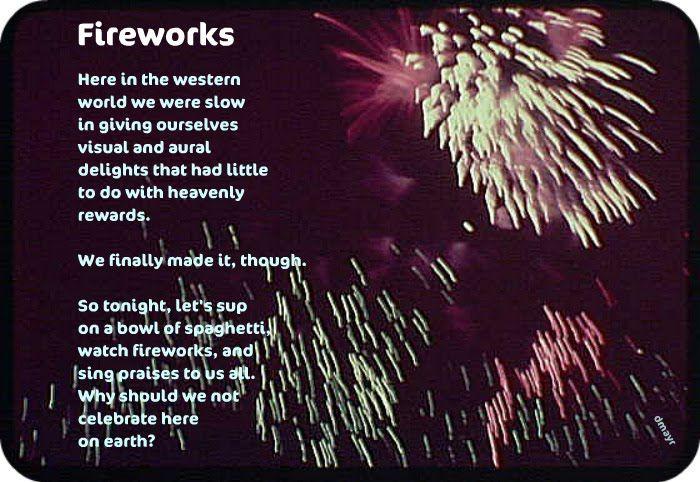 firework poems - Google Search | Poems | Firework poems ...