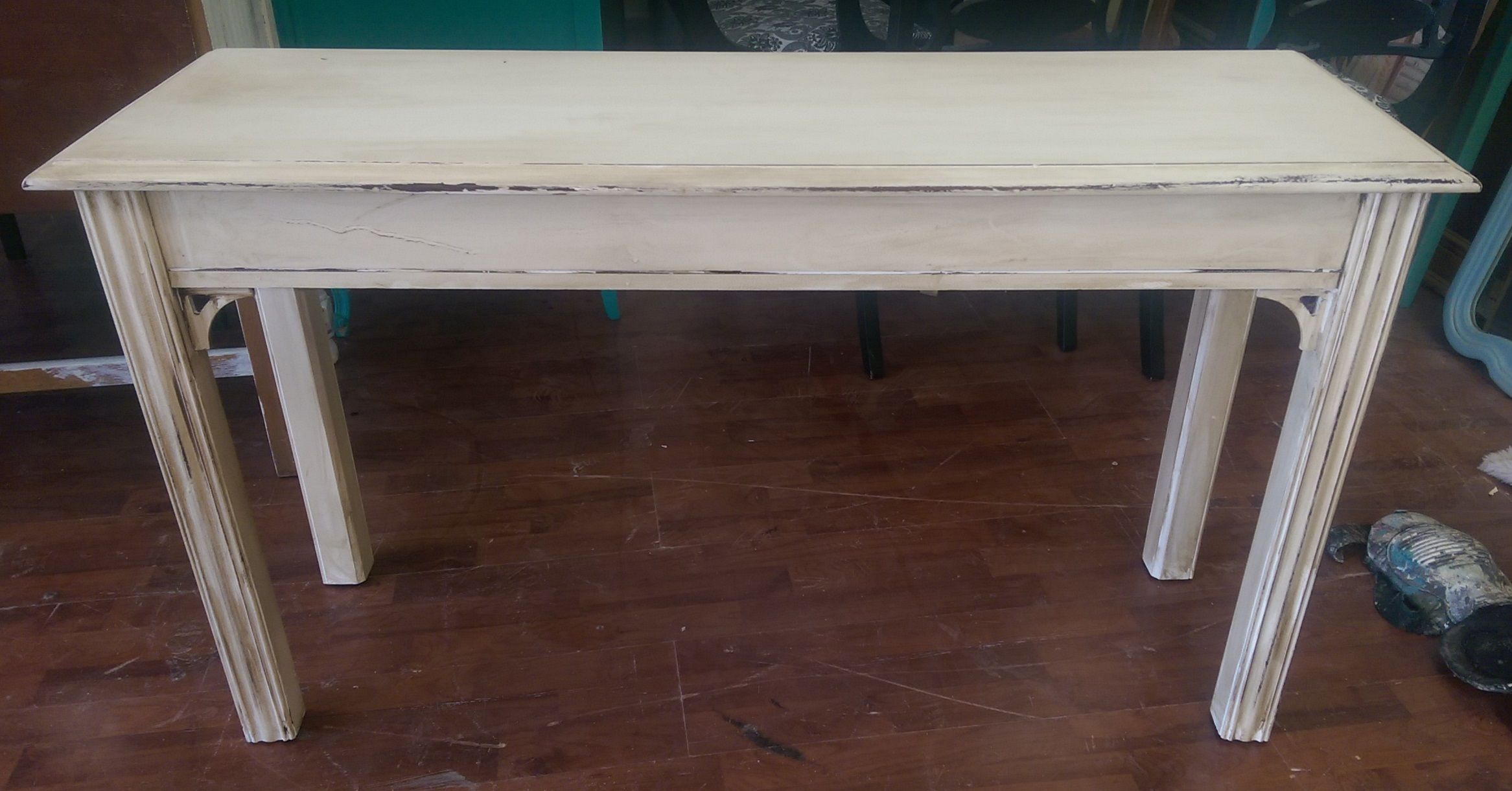 Attirant Shabby Chic Texas | Painted Vintage Furniture In Texas. Entry TablesSofa  TablesAccent ...