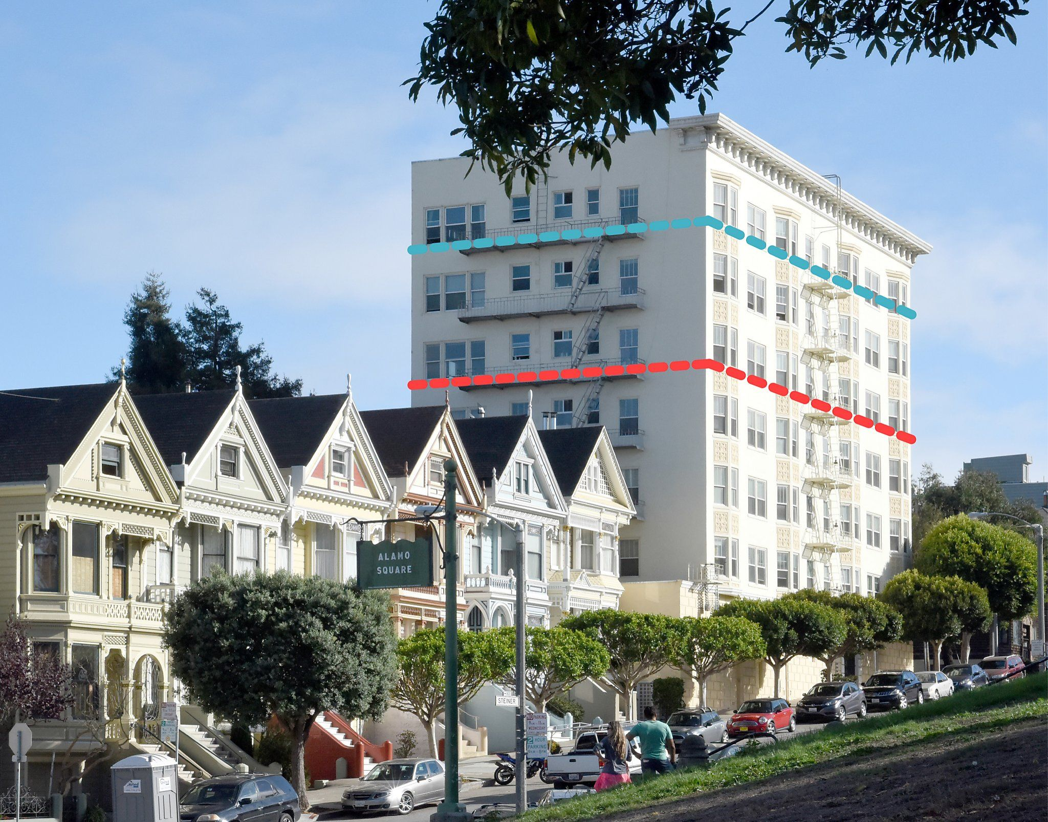 S F Explores Housing Density Bonus If Affordable Units Added City Planner Pacific Heights The Neighbourhood