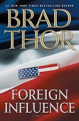 Foreign Influence (Scot Harvath, #9) | My Rating 3/5