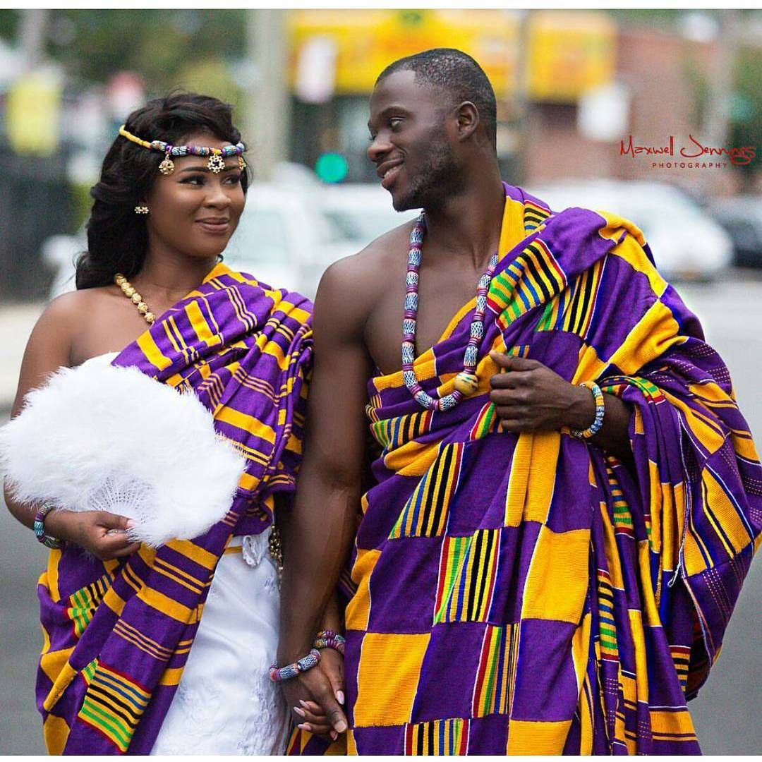 The first day I met Natasha, she showed me a swatch of her kente and I fell in love instantly  She made the right choice~pure royalty!decor @heleneopm   photo @maxwelljennings #idoghana #kentebride