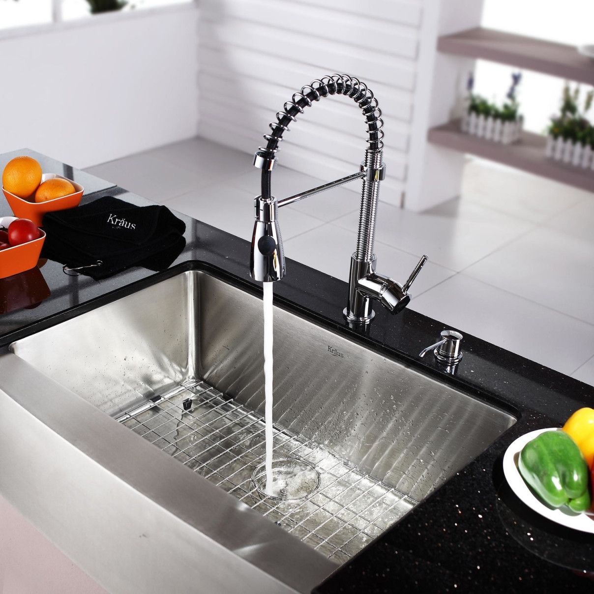 Oversized Undermount Kitchen Sinks