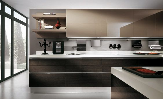 scavolini - scenery line | kitchen | pinterest | shelves, colors, Hause ideen