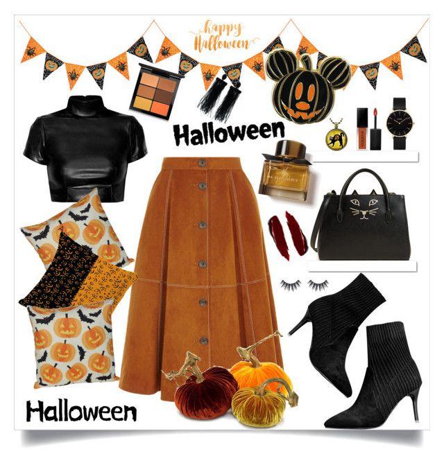 label charlotte halloween