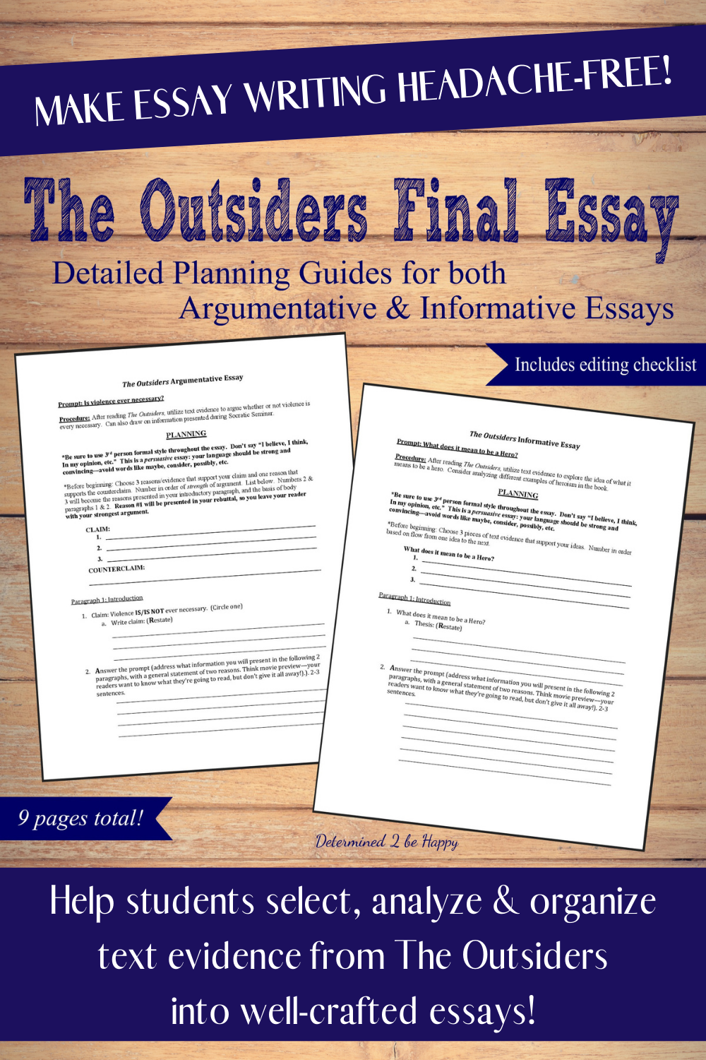 The Outsider Essay Plan Informative Argumentative Writing On Outsiders
