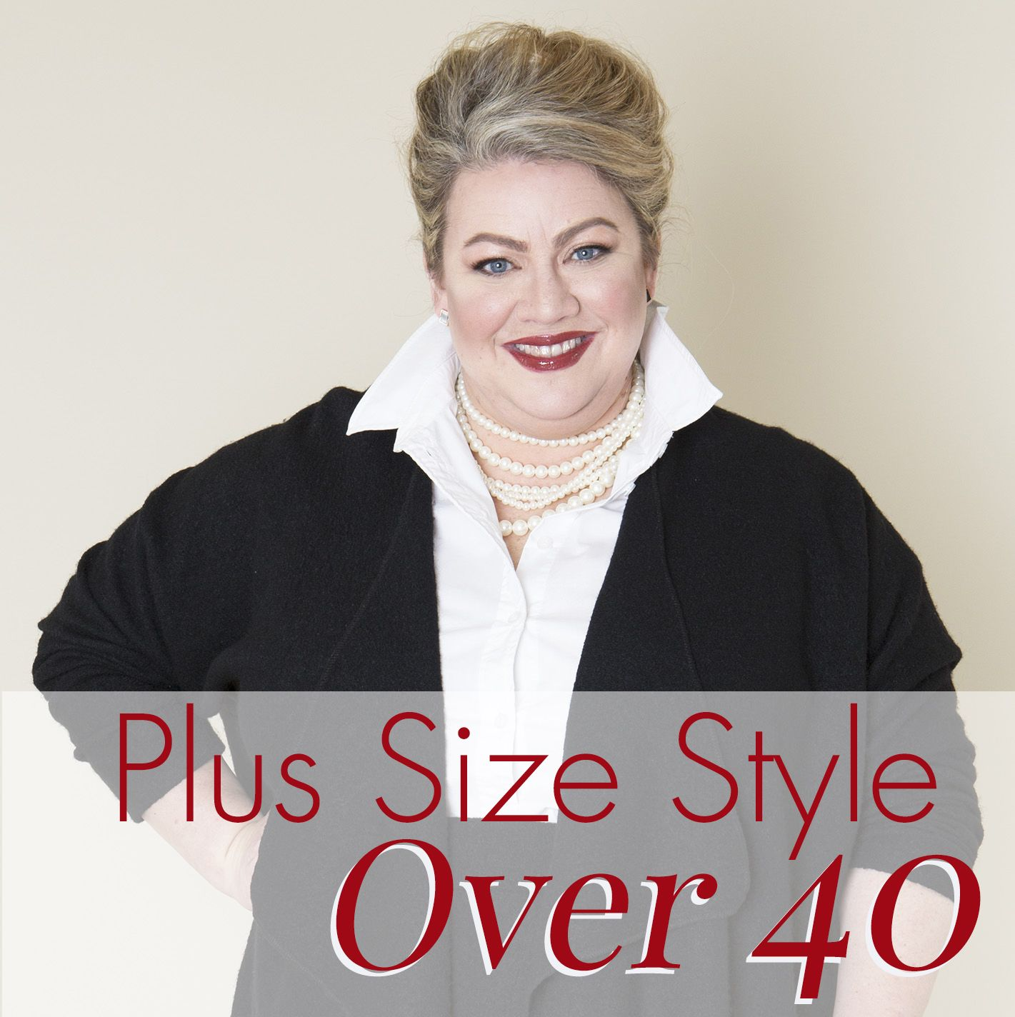 Brilliant Is There Plus Size Style Over 40 Yes Our Latest Spring 2015 Short Hairstyles Gunalazisus