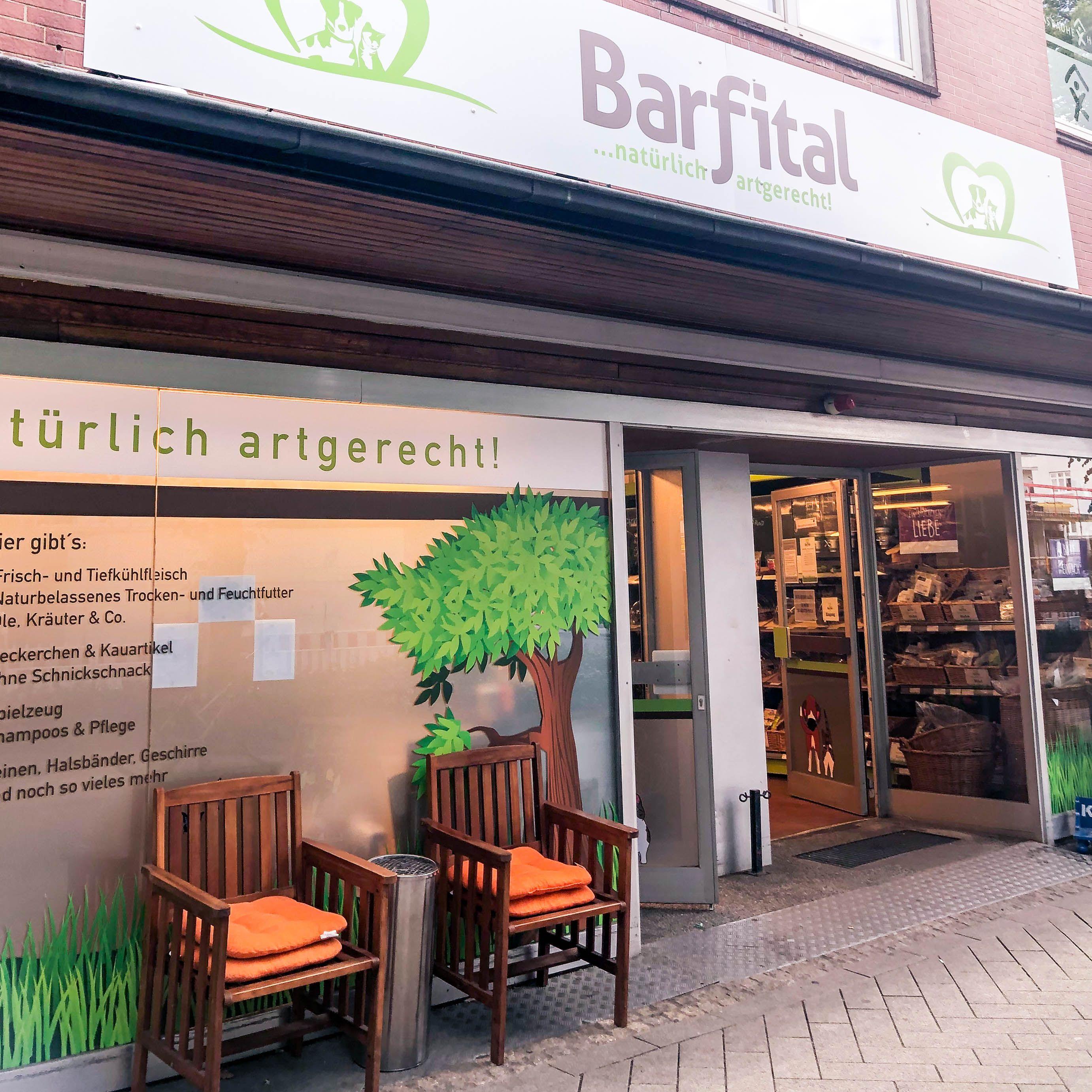 Barfital In Hamburg In 2020 Hundebedarf Hochwertiges Hundefutter Tor Zur Welt