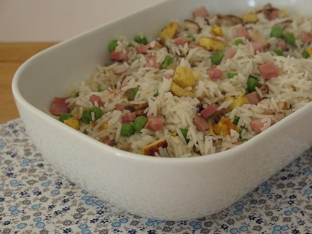 La recette du riz cantonnais parfait