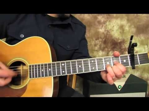 How to play Country Roads In Easy Way | guitar chords | Pinterest ...