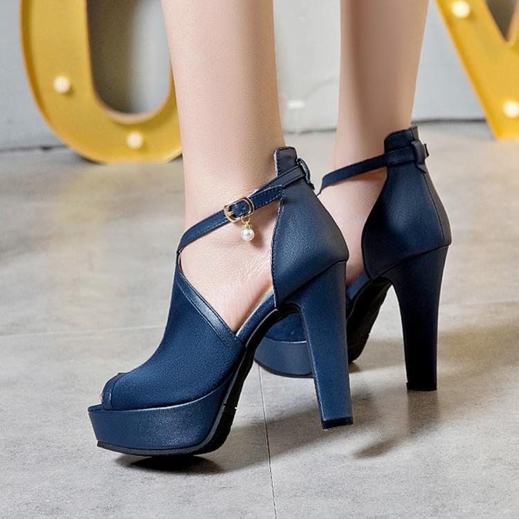 58a15f628c2 Platform High Heel Sandals