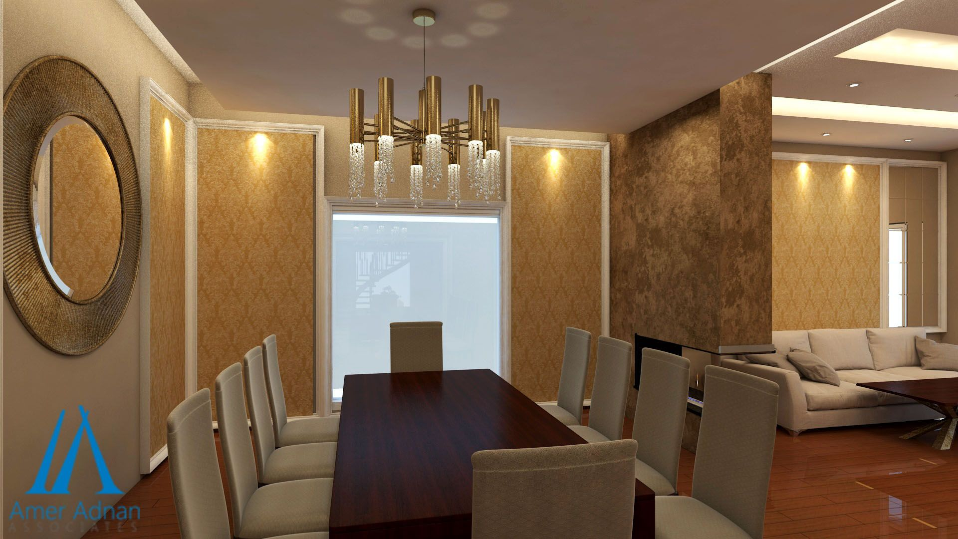Marvelous 3d Design To Make Your Drawingroominterior Catchy By