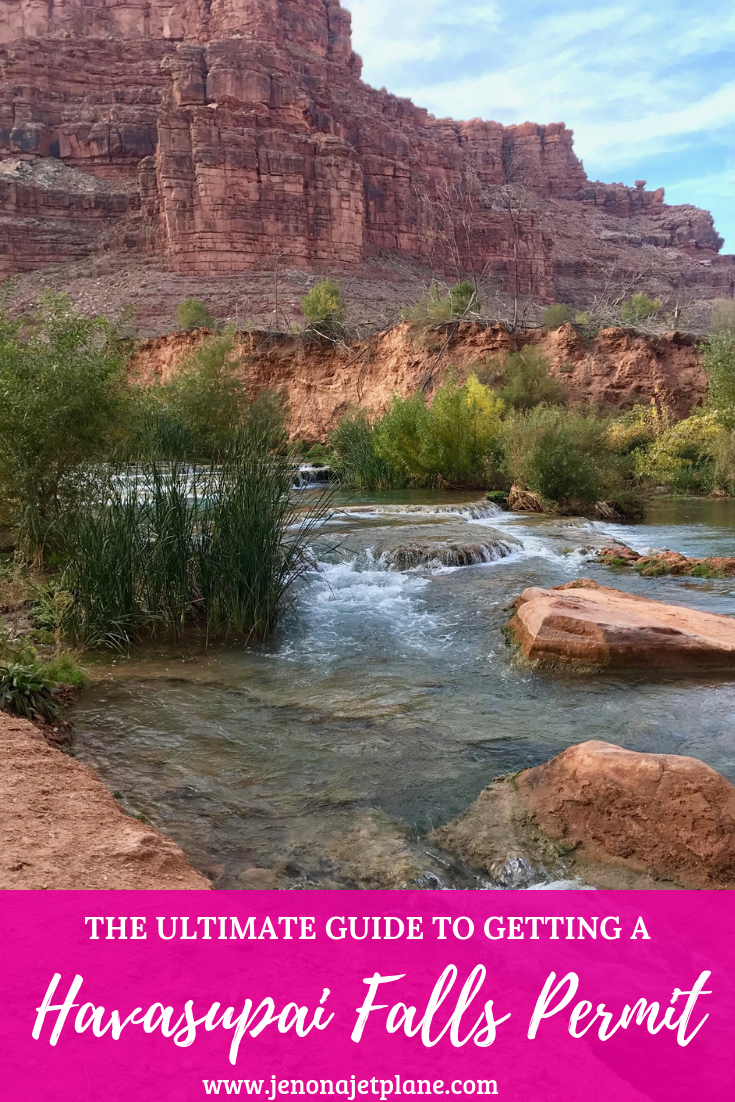 looking to get a havasupai falls permit? learn more about how to