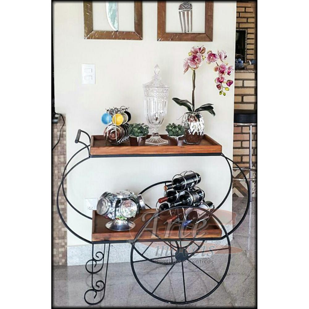 Carrinho de chá decorado-1000x1000.png (1000×1000)   DECOR DECORAÇÃO ...