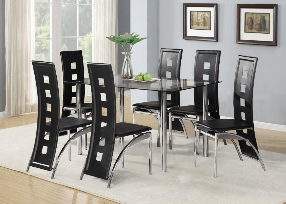 36++ Black dining room table set with bench Best