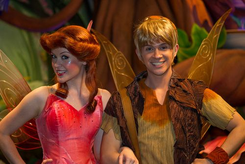 Rosetta & Terence @ The Magic Kingdom