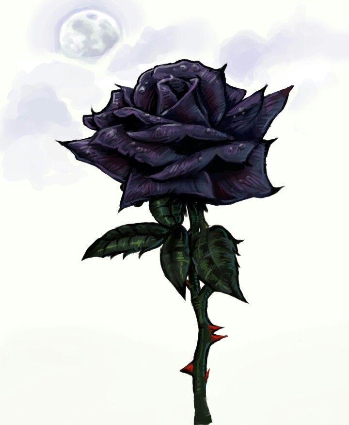 Tattoo Ideas Black Rose Rosas Negras Fotos Goticas Arte Fantasia Gotica