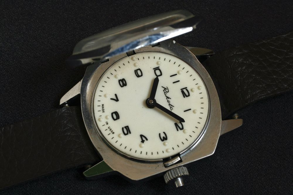 blind watch seiko vintage wristwatch watches for blinds