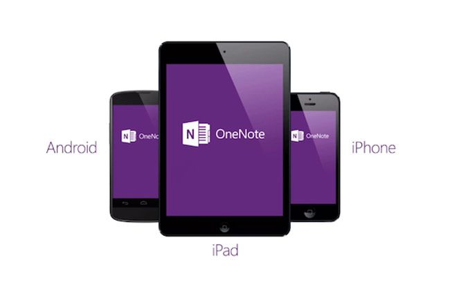 Microsoft OneNote Update For iOS And Android Unveils New
