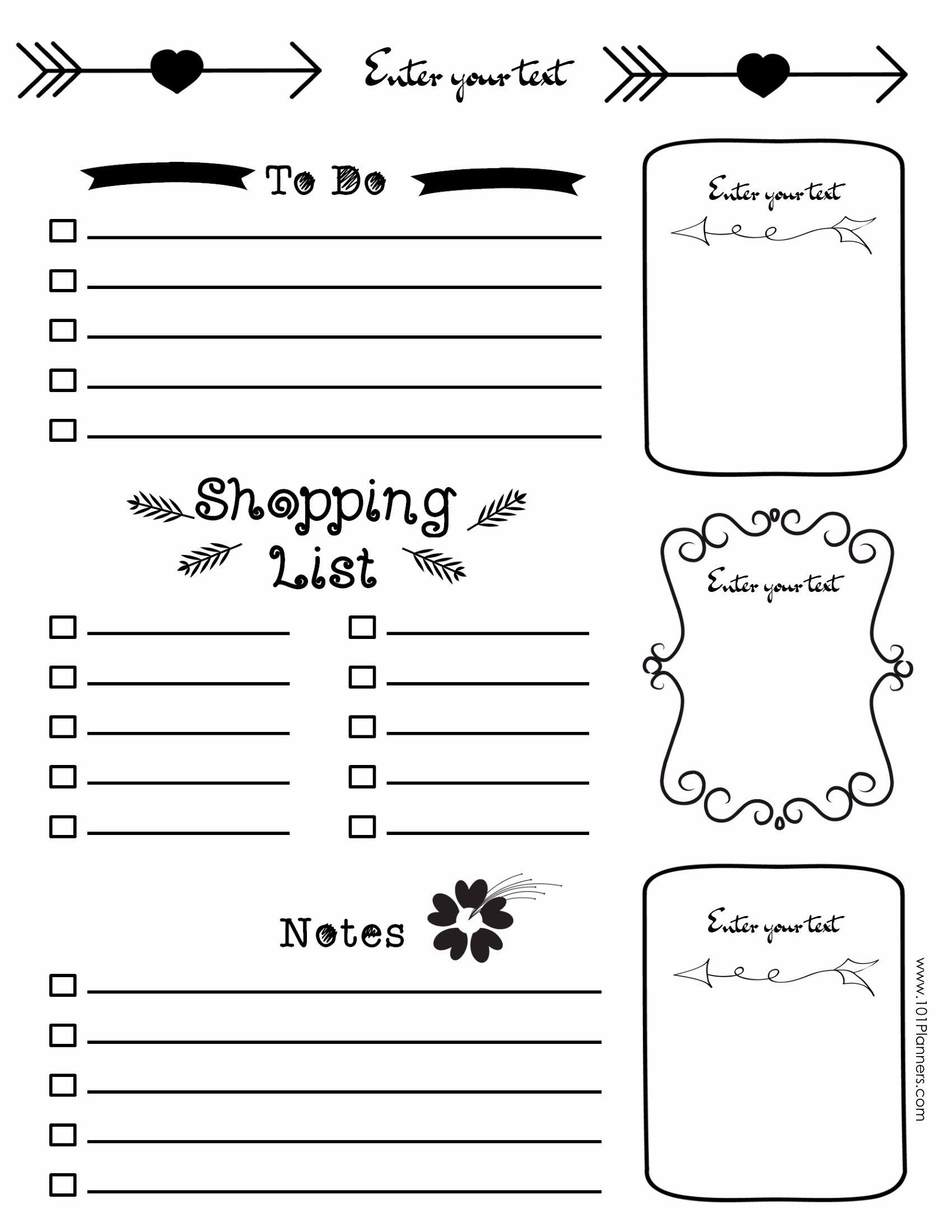 This is a graphic of Bullet Journal Printable with tracker