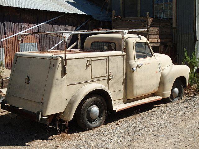 1952 Gmc Bell Telephone Truck Gmc Trucks Utility Truck