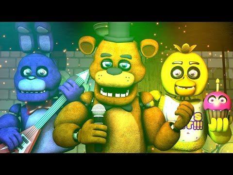 Five Nights At Freddys Song Fnaf Sfm 4k Remakeocular Remix You