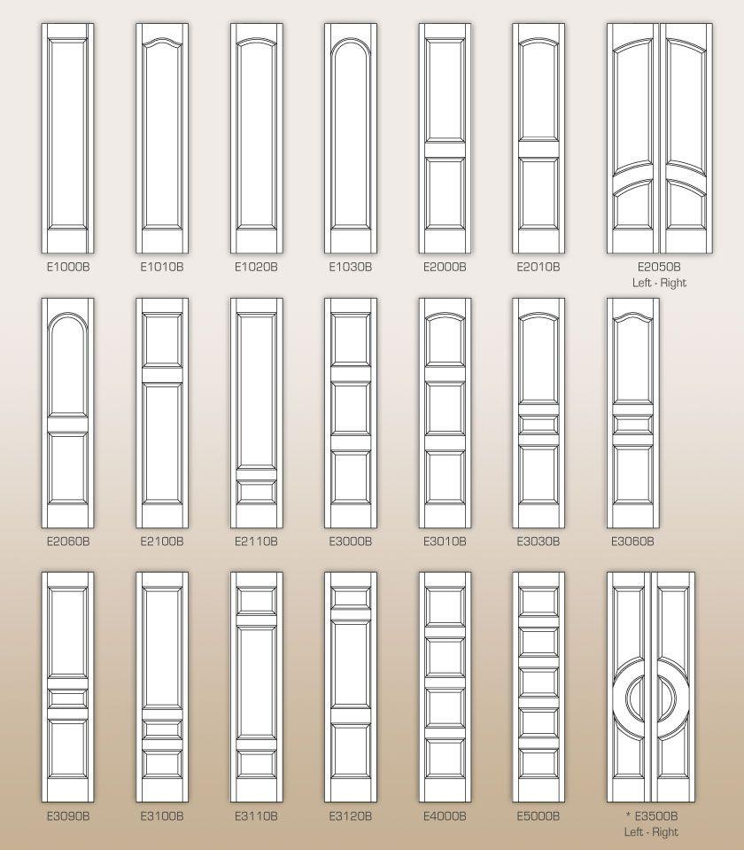 Marvelous CUSTOM PAINT GRADE INTERIOR DOORS   By Doors For Builders, Inc. | Medium  Density