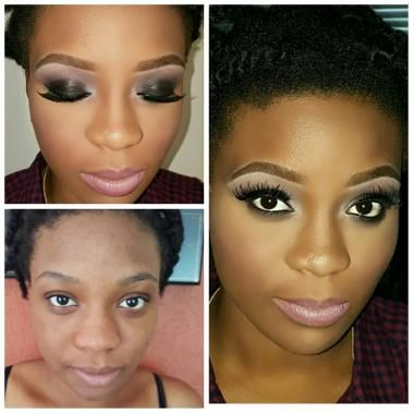 The Faces by Uwa is a makeup company that offers makeup services ...